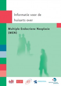 Huisartsenbrochure Multiple Endocriene Neoplasie (MEN) Syndroom