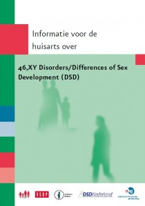 46,XY Disorders/Differences of Sex Development (DSD)